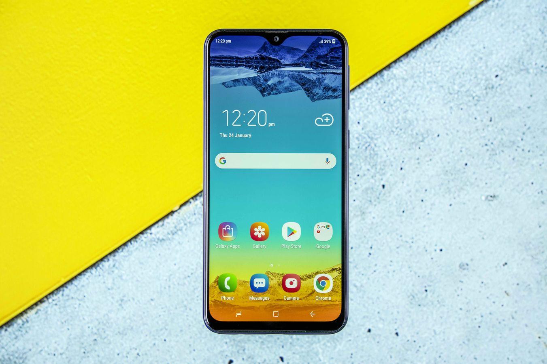 Samsung Galaxy M20 -1