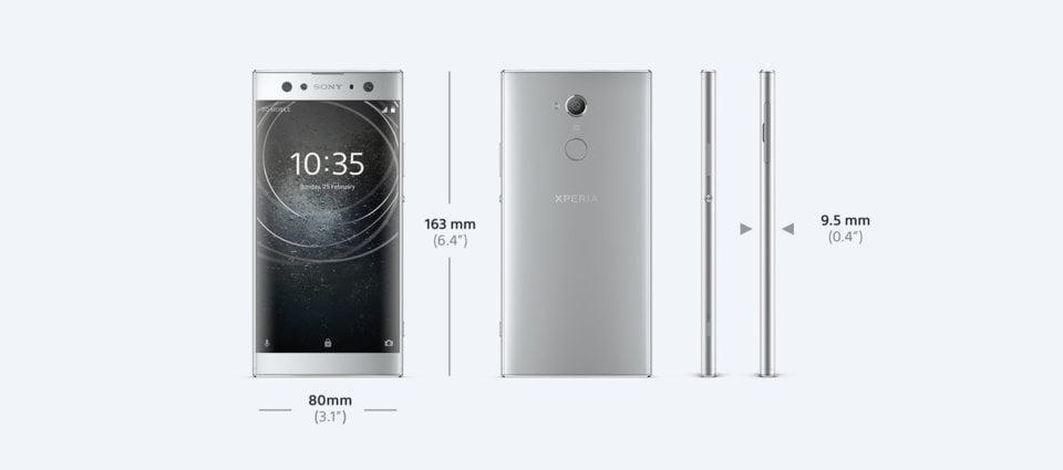 سعر ومواصفات Sony Xperia XA2 Ultra