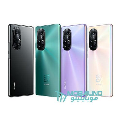 ألوان هاتف Huawei Nova 8 Pro 5G