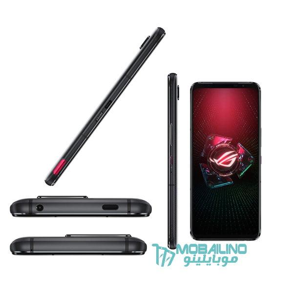 أبعاد Asus ROG Phone 5 Ultimate