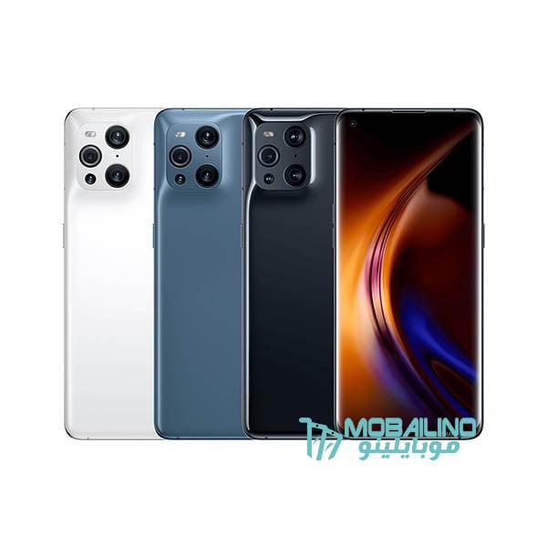 ألوان Oppo Find X3 Pro