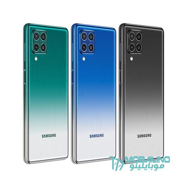 ألوان Samsung Galaxy M62