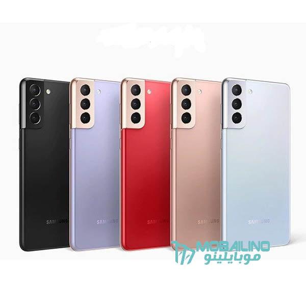 الوان Samsung Galaxy S21 Plus