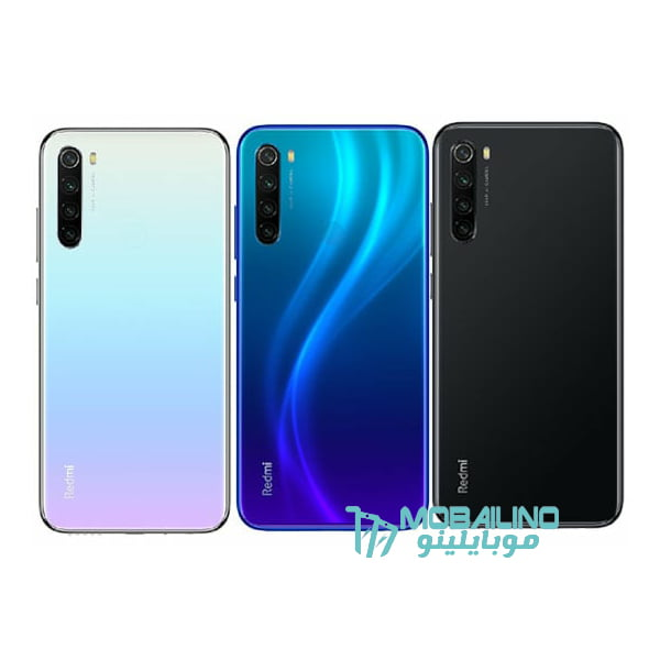 الوان Xiaomi Redmi Note 8 2021