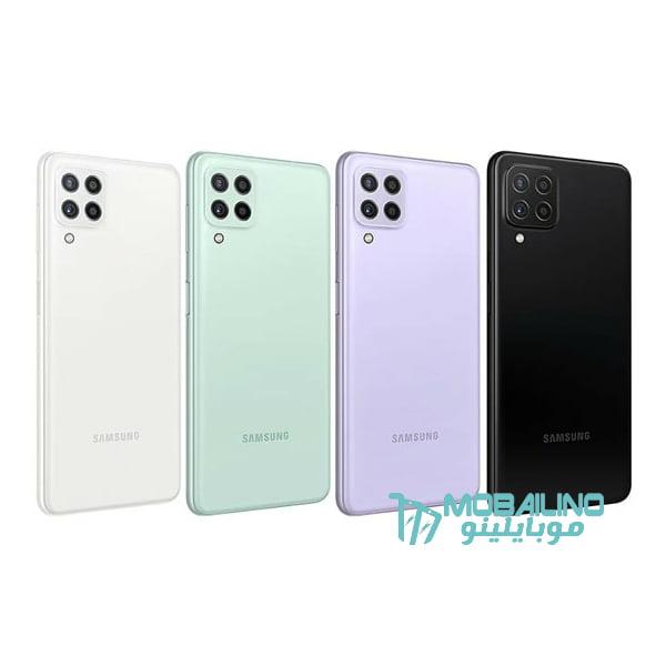 ألوان Samsung Galaxy A22