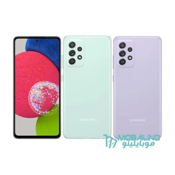 الوان Samsung Galaxy A52s 5G