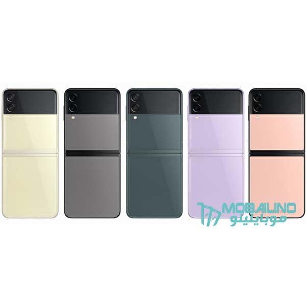 الوان Samsung Galaxy Z Flip 3