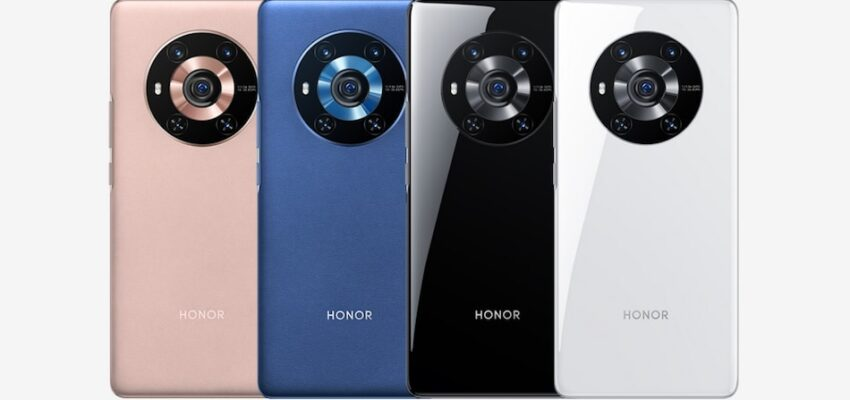 عودة هونر القوية سلسلة هواتف Honor Magic 3